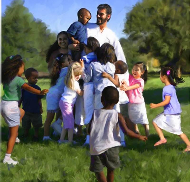 Jesus Loves the Little Children | ThePreachersWord
