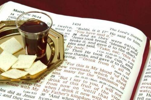 Bible.Communion
