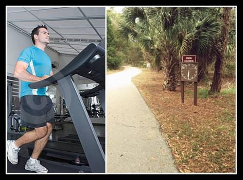 Treadmill.Park