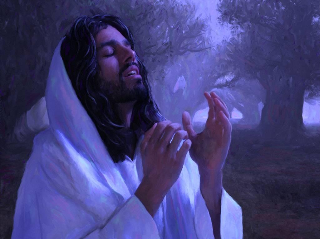 Jesus on prayer