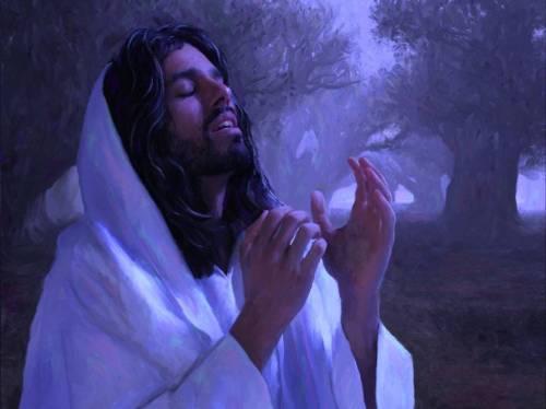 Prayer.Jesus