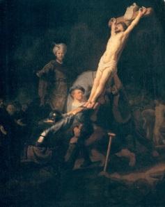 Cross.Rembrandt