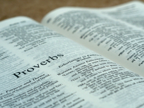 Bible.Proverbs