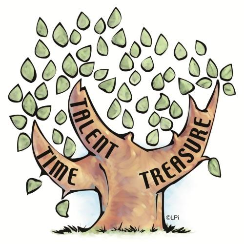 Stewardship.Time.Talent.Teasure