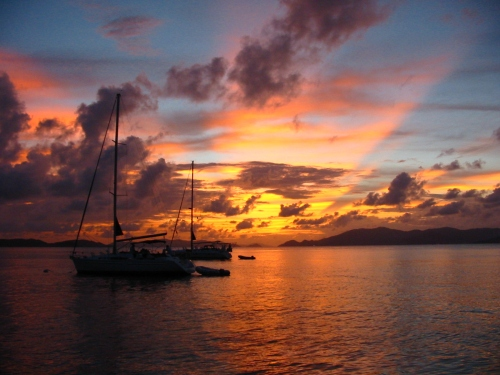Sunset.PeterIsland