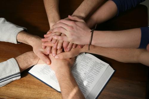 Unity.Bible.Hands
