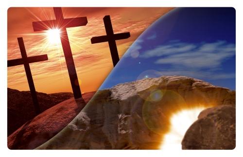 Cross+Tomb