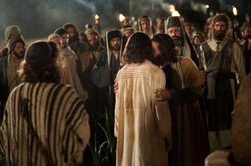 Jesus.Betrayed.Judas