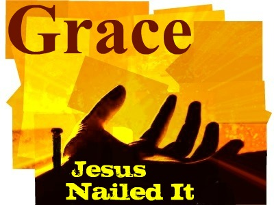Grace.JesusNailed it