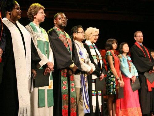 Presbyterian Leaders