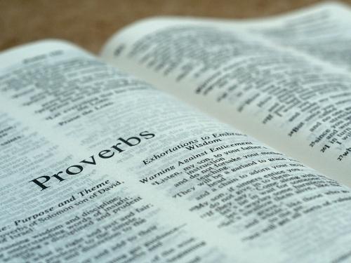 Bible.Proverbs