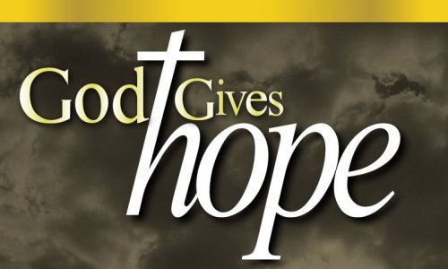 HOpe. God Gives