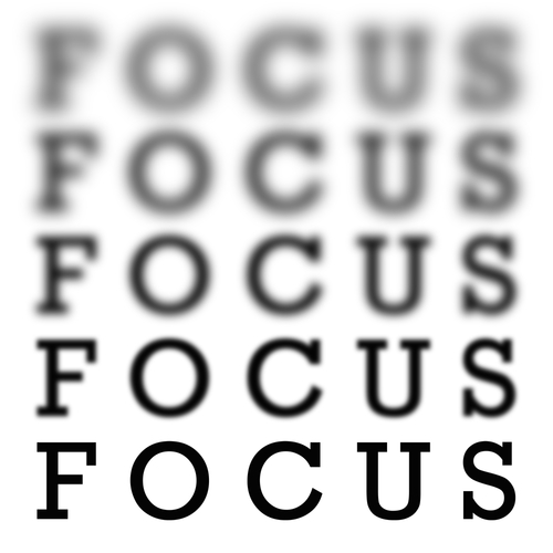 Focus Blurred