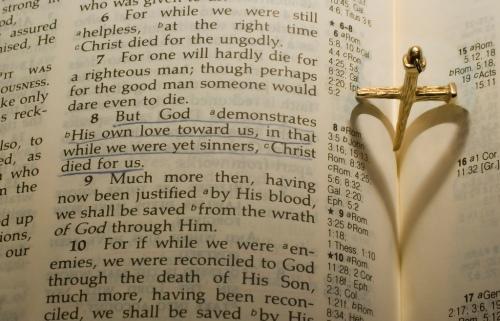 Romans 5.8