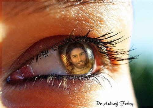Fix Eyes on Jesus