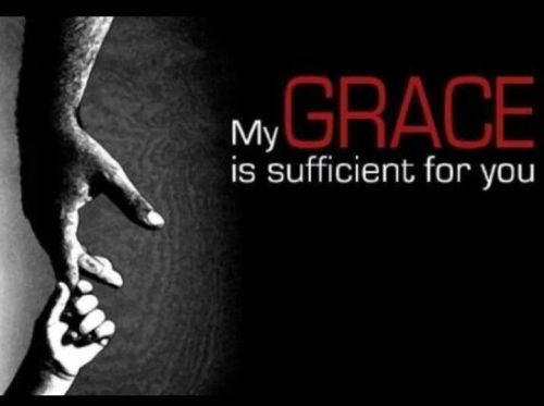 Grace Sufficient