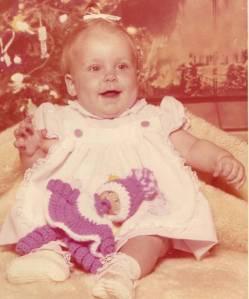 Rachel 6 months