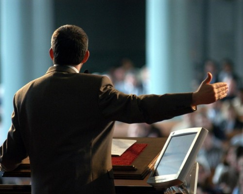 Preachers.Preaching