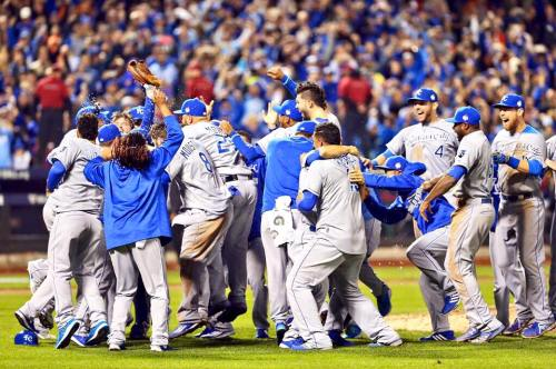 Royals. World Series Winners