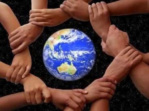 Peace. World Wide