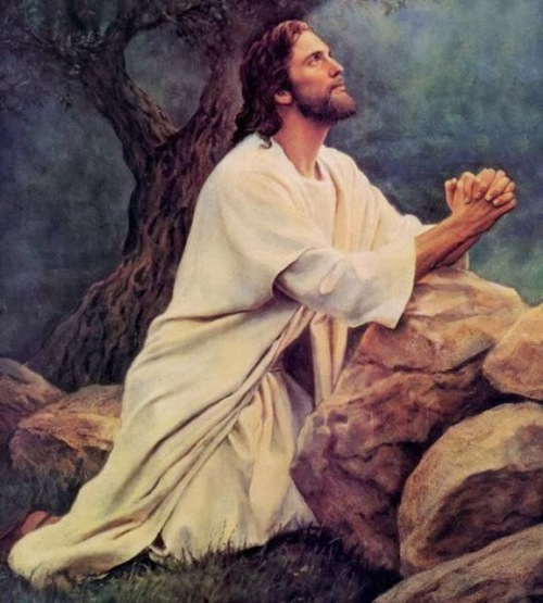 Jesus Prayer in John 17