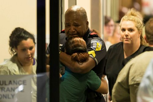 Dallas Police shooting