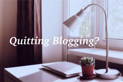 quitting-blogging