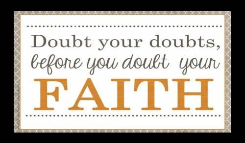 doubtvsfaith