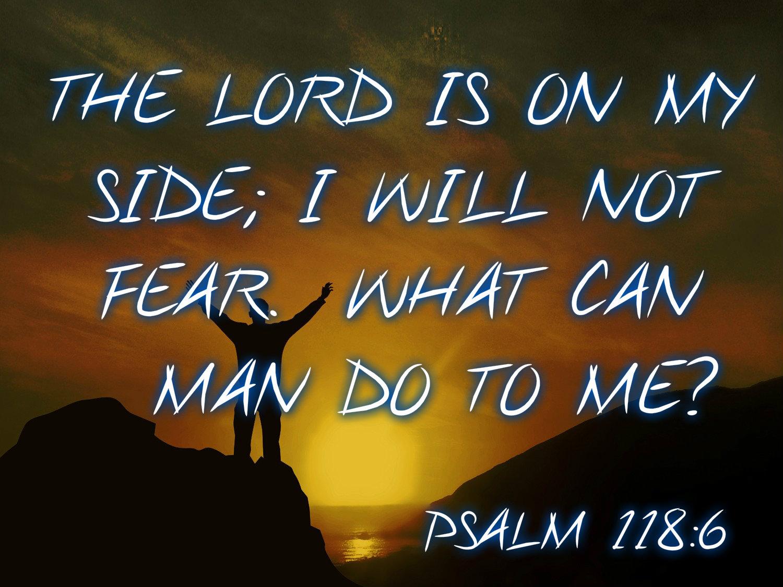 great verses of the bible psalm 118 6 thepreachersword