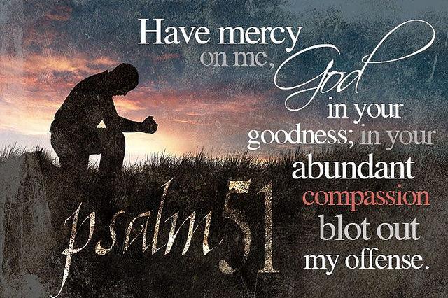 Great Verses of the Bible: Psalm 51:1-2 | ThePreachersWord